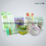 Rectángulo plástico del PVC del mejor precio para el almacenaje del jabón que empaqueta al por mayor