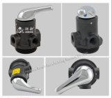 Xin-manuelles Filter-Ventil für RO-Wasser-Filter 51102 (F56E) laufen lassen