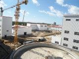 Oficina pré-fabricada do frame de aço da construção (KXD-SSW120)