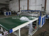 Starkes Plastic Bag Cutting Machine mit Flying Cutter