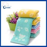 Изготовление полотенца стороны жаккарда хлопчатобумажной пряжи