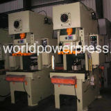 Sheet Punching Press with 25ton Nominal Capacity