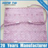 Calentador de cerámica flexible de cerámica de la pista del elemento de calefacción del tratamiento térmico de la autógena del poste
