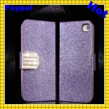 Cas en cristal de nouveau téléphone mobile de la conception 2014 (GC-I005)