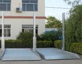 Делят парка гаража столба колонки гидровлические 2 автоматических паркуя подъем