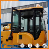 Mini Zl20 Payloader Front End Wheel Loader for Sale clouded