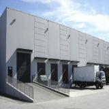 Estructura de acero para el almacén prefabricado de la logística (KXD-SSW1091)