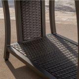 Insieme buono della disposizione dei posti a sedere del Recliner del rattan 3-Piece di Furnir Wf-17110