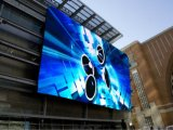 Brillo del proyecto del gobierno de P10s Skymax alto hecho en la visualización de LED de China