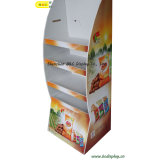 SuperMarkets Paper Display für Chips, Cardboard Display Stand mit SGS (B&C-A003)