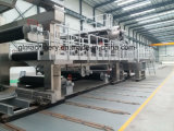 Новая машина ткани сертификата условия и Ce высокоскоростная серповидная бывшяя