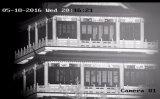 De kleine Camera van de Visie van de Nacht van de Laser PTZ voor de Steun van de Auto/van het Voertuig/van de Vrachtwagen