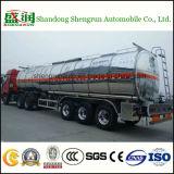 45000 Liter Kraftstofftank-halb Schlussteil-/Aluminium/Stahl