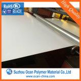 Strato di plastica rigido del PVC di bianco lucido di stampa in offset per le schede di gioco