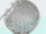 Hoja de tubo de gran tamaño forjada del condensador de las hojas de tubo AISI316L, hoja de tubo superior para el cambiador de calor
