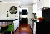2016 Nuevo diseño moderno de alto brillo de la laca armarios de cocina L1606012