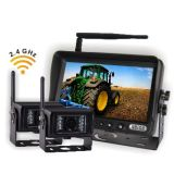 Wireless Baby Monitor para Farm Tractor Equipamento Agrícola Video Vigilância
