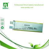 Batterij 3.7V 2800mAh van het Polymeer van Li de Ionen voor PC/MEDIO/PDA van de Tablet