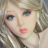 Doll van de Liefde Anime van de Robot van het Skelet van 65cm Japans Realistisch Sexy
