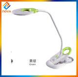 Bureau-Clip Muti-Using l'éclairage de bureau de l'intense luminosité DEL de modèle
