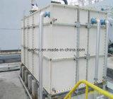 Цистерна с водой пожара FRP GRP облегченная собранная