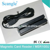 USB 3トラック磁気クレジットカードの読取装置(MSR100U)
