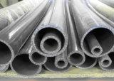 Kundenspezifisches Silikon-Gefäß, Silikon-Schlauch, Silikon-Rohrleitung, Gewebe des Silikon-Rohr verstärktes Polyester-4ply