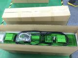 Azotea del coche P5 que hace publicidad de la muestra encendida LED de la insignia del taxi