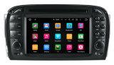 6.2 do '' núcleo Hualingan Hl-8817 do quadrilátero Android 5.1 carro DVD GPS de 1.6 gigahertz para Mercedes Ben Z SL-R230