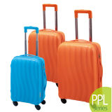 "Travel (PPL03-20 "" 24 "" 28 "")のための3PCS Set PP Luggage"