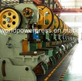 Давление механически силы 100 тонн Inclinable ексцентрическое