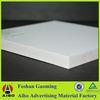 impresión ULTRAVIOLETA del PVC de 20m m de la espuma de la tarjeta de la tarjeta rígida incombustible del PVC