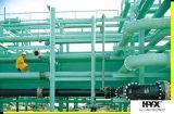 El tanque de FRP para los productos químicos y el agua