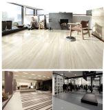 極度薄い光沢のある磨かれた艶をかけられた床および壁の平板の磁器のタイル
