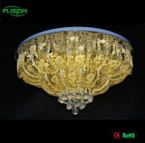 Frankreich Gold Glass Control LED Ceiling Light/Ceiling Lighting für Home