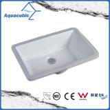 浴室の洗面器のUnderounterの陶磁器の流し(ACB2001)