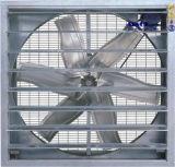 Abgas-Ventilations-Solarsystem des große Schuppen-industrielles Gebrauch-250W angeschaltenes für Wand-Montage mit AC/DC Adapter (SN2015018)