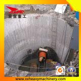 tubulação nova dos túneis da configuração de 1200mm que levanta a máquina
