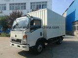 Sinotruk HOWO 5tonの軽い貨物トラック