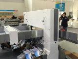 Doppelte hydraulische computergesteuerte Papierschneidemaschine-Hochleistungsmaschine (SQZK130D19)