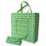 접힌 쇼핑 백, Foldable 끈달린 가방 (13032504)