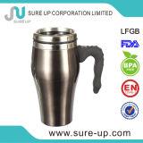 Tasse spéciale de l'eau de la forme 16oz avec le traitement antidérapant (MSUX005)