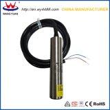 Sensore livellato del serbatoio di acqua sotterraneo di trattamento delle acque