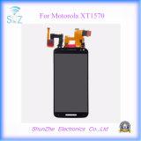Motorola X様式X3s Xt1570のためのスマートな電話タッチ画面LCD