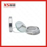 Tipo sanitario vetro del sindacato dell'acciaio inossidabile di vista con la spazzola