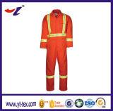 Vestiti resistenti al fuoco delle uniformi del pompiere