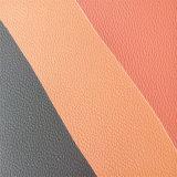 Cuero anti de la PU de Microfiber de la abrasión para la cubierta de asiento de coche Hw-1776