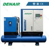 compresseur d'air combiné par 22kw/30HP de vis (refroidissement à l'air)