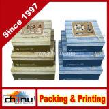 4つのカラーCmykの印刷紙のギフトの荷箱(1291年)