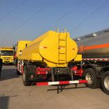 Transporte del carro del tanque de Sinotruk HOWO 6X4 Fuel Oil